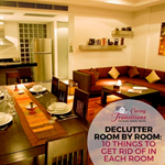 Decluttering Room by Room: 10 Things to Get Rid of in Each Room