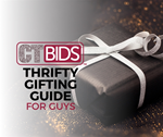 The Thrifty Gifting Guide for Guys