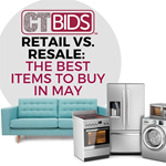 Retail vs. Resale: The Best Items to Buy In May