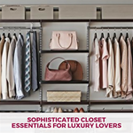 Sophisticated Closet Essentials for Luxury Lovers