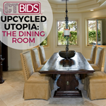 Create an Upcycled Utopia: The Dining Room