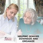 Helping Seniors Downsize and Organize