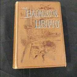 Hose Hutching golf The Badminton Library 1892