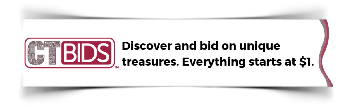 Discover and bid on unique treasures. Everything starts at $1.
